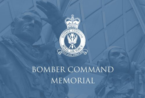 Bomber Command Memorial - logo
