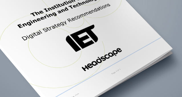The Institution of Engineering and Technology Strategy Document