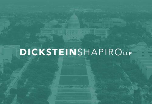 Dickstein Shapiro - logo