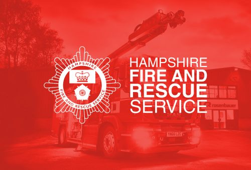Hampshire Fire and Rescue Service - logo