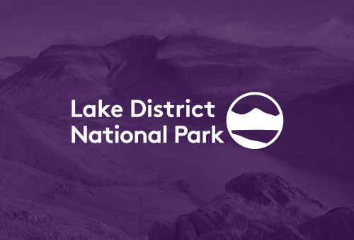 Lake District National Park - logo