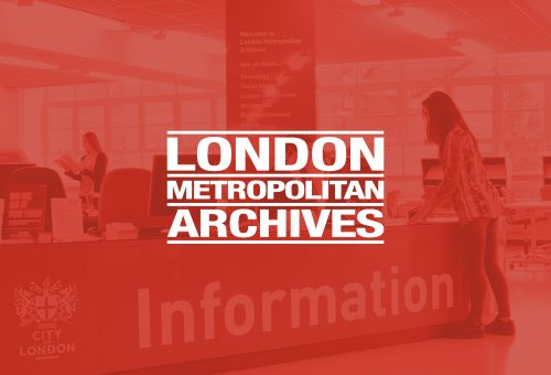 London Metropolitan Archives - logo