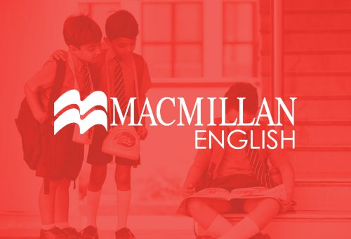 Macmillan English - logo