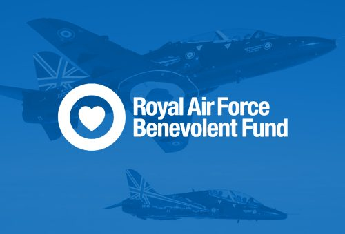 Royal Air Force Benevolent Fund - logo