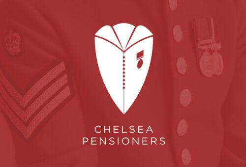 Chelsea Pensioners - logo