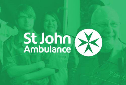 St John Ambulance - logo