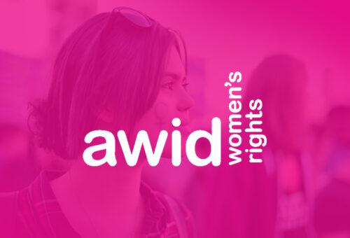 AWID - logo