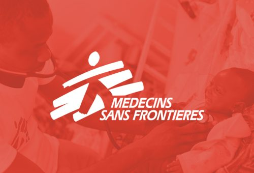 Medecins sans Frontieres - logo
