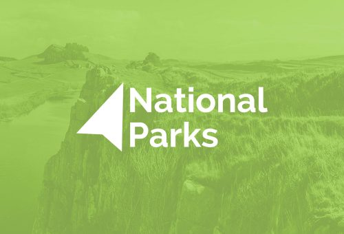National Parks UK - logo