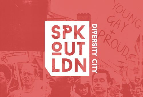 Speak Out London - logo