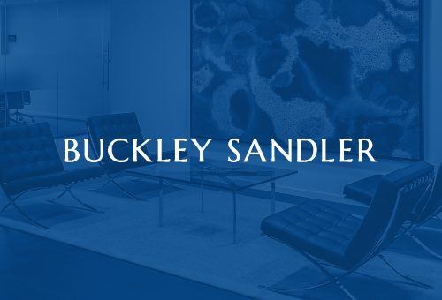 Buckley Sandler - logo