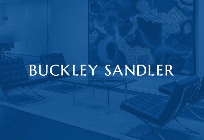 Buckley Sandler