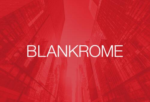 Blank Rome - logo