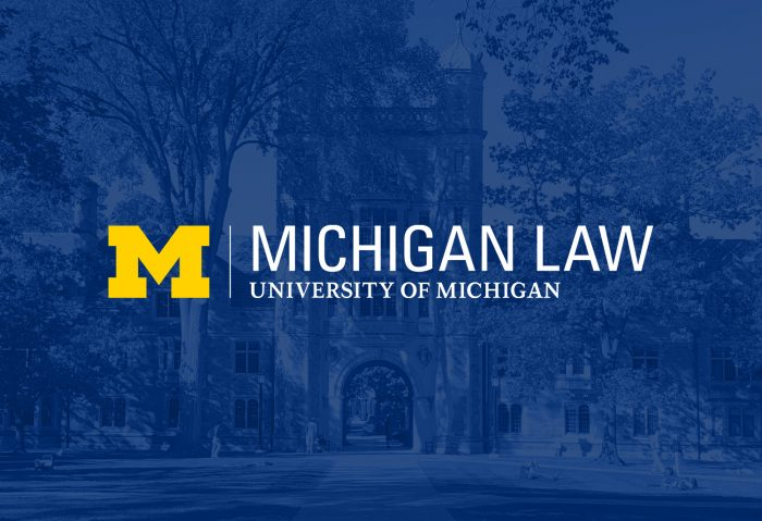 University of Michigan Law School